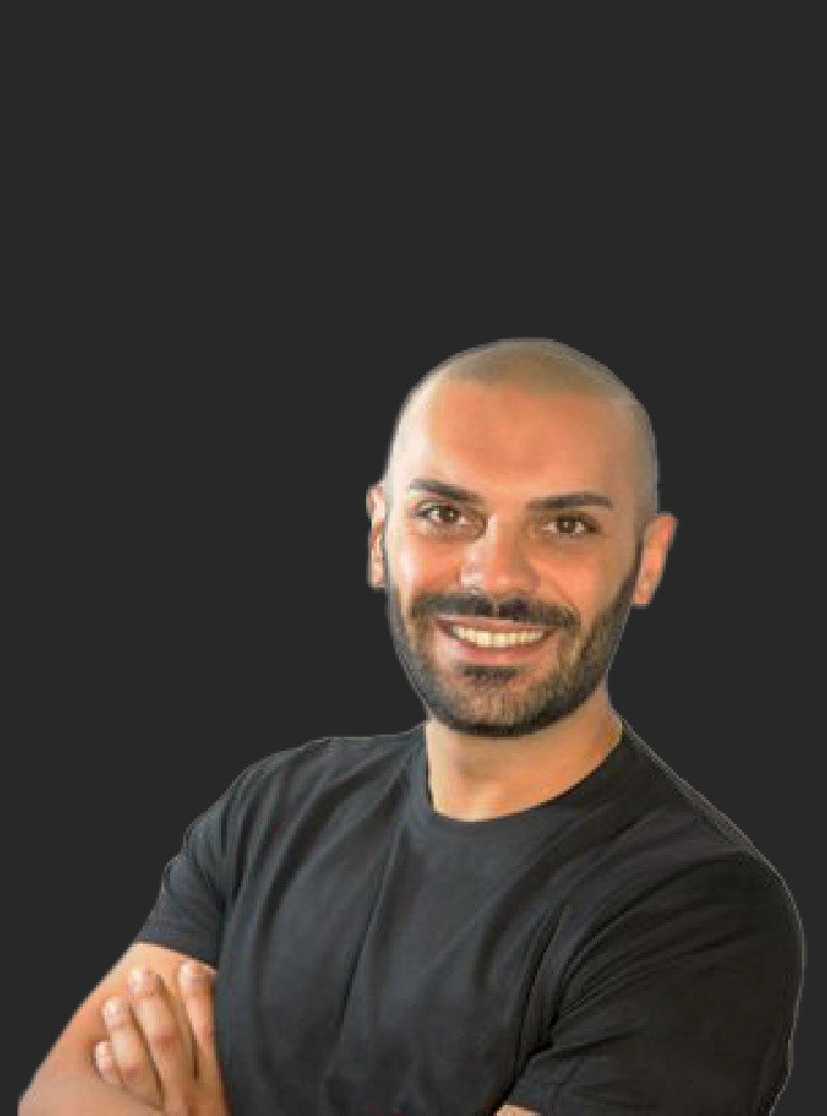 Emanuele Sponze, istruttore di Krav Maga